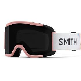 Smith Squad Sne beskyttelsesbriller, sort/hvid